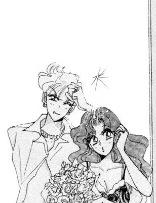 Haruka and Michiru Bxw_pair6